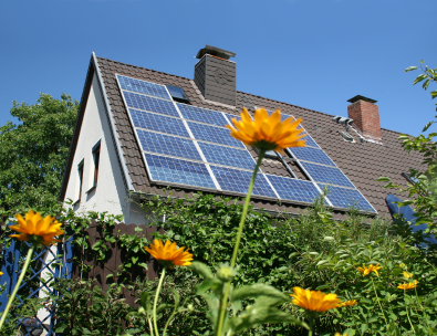 Solar Panel Installation Well ME